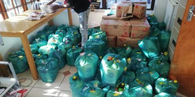 Western Cape activists roll out aid and support during lock-down